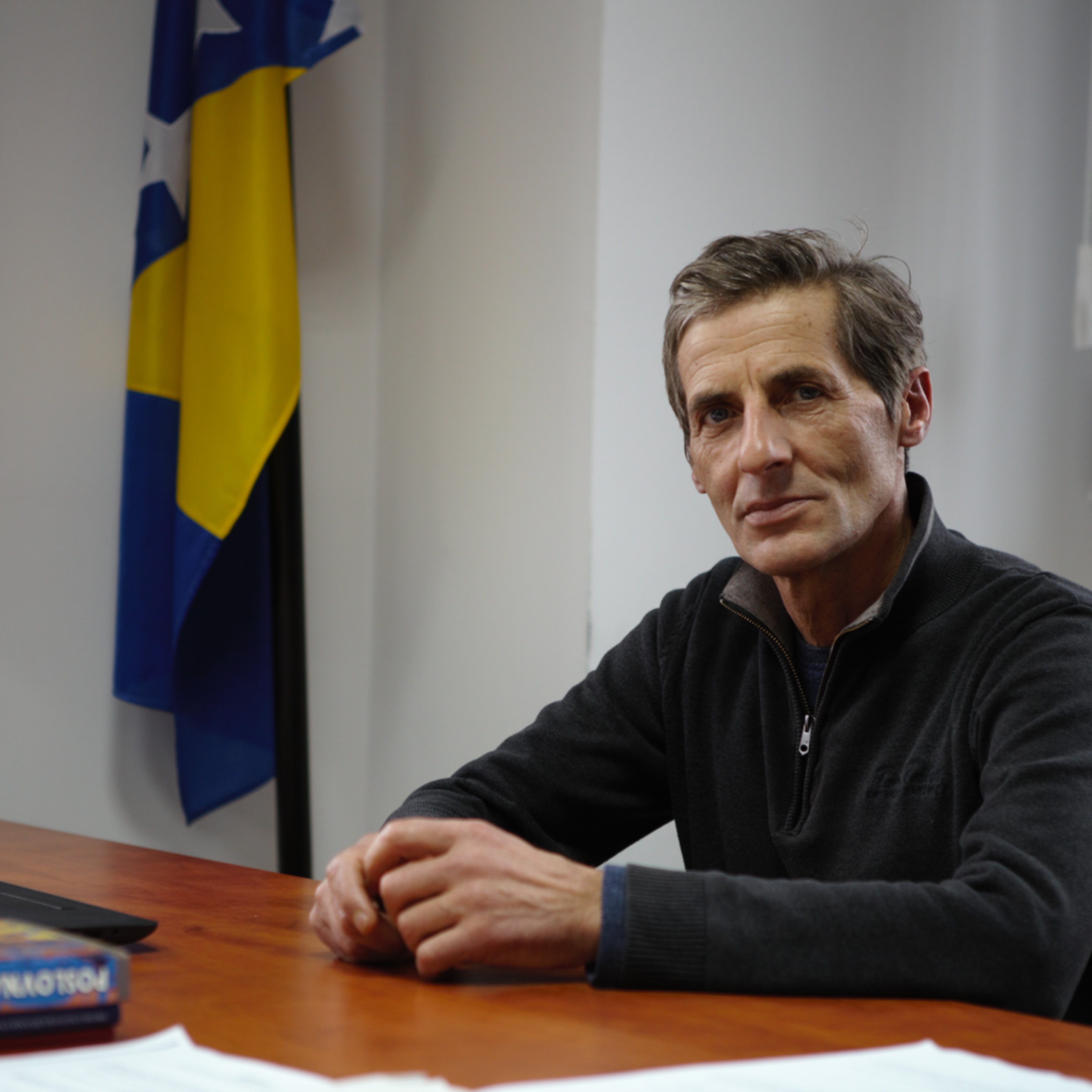 Prof. dr Nezir Krčalo : Dekan