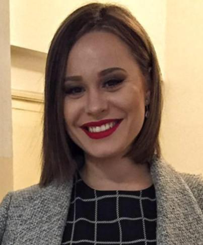 Selma Talić, bachelor uprave :